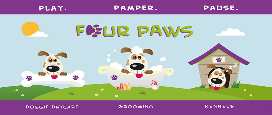 Four Paws grooming franchise opportunities